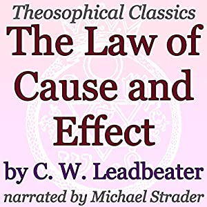 The Law of Cause and Effect Audiobook