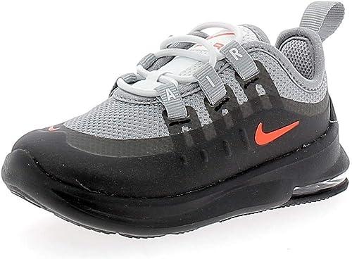 Nike Air Max Axis TD Chaussures de Sport pour Enfants Gris