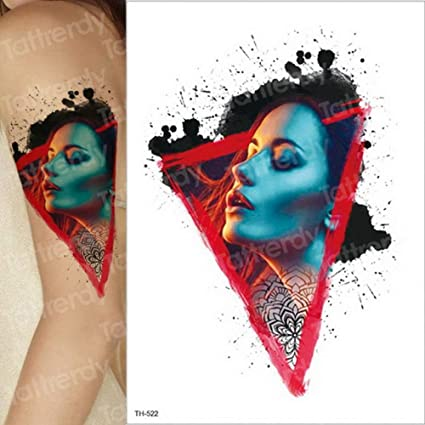 tatuaje mangas de brazo cráneo tatuaje etiqueta engomada del ...