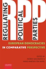 Regulating Political Parties: European Democracies in Comparative Perspective Paperback