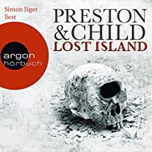 Lost Island: Expedition in den Tod (Gideon Crew 3) Hörbuch von Douglas Preston, Lincoln Child Gesprochen von: Simon Jäger