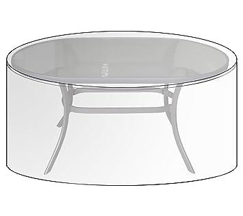 WOLTU GZ1162tp Housse de Protection pour Table de Jardin Ovale ...