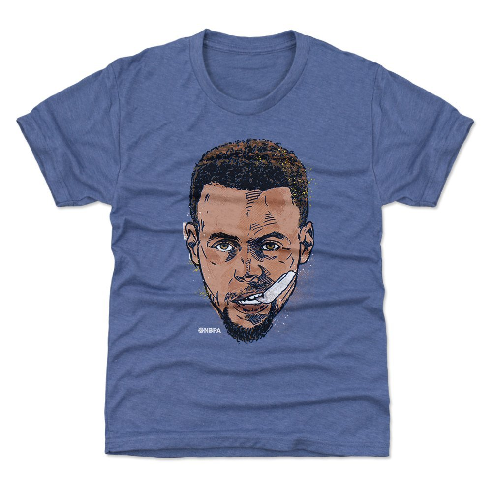 Steph Curry Golden State Basketball Shirt Steph Curry Mouthguard 1397