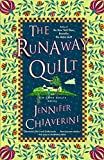Front cover for the book The Runaway Quilt by Jennifer Chiaverini