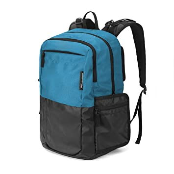 Amazon.com: OutdoorMaster Book Bag - School Book Backpack with ...