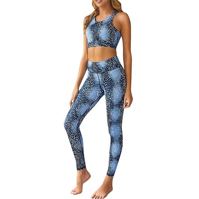 Ropa Deporte Mujer Yoga Parche Ropa Yoga Ropa Yoga Verano Ropa ...