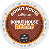 Donut House Collection Donut House Decaf Coffee Keurig Single-Serve K-Cup Pods, 24-Count