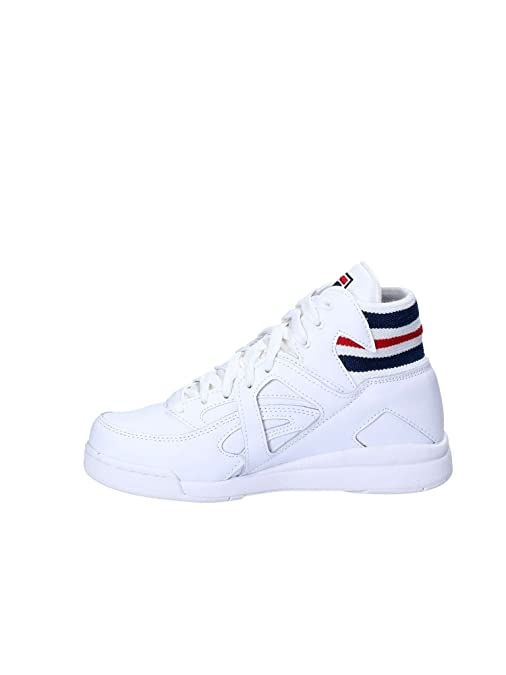 85ff51a16f1c Fila Women Shoes Sneakers Heritage Cage Gore TC White 37  Amazon.co.uk   Shoes   Bags