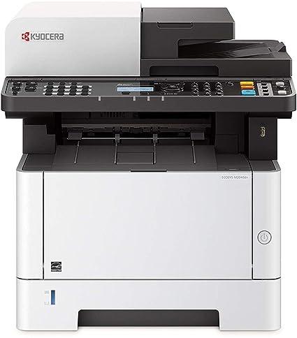 Kyocera Ecosys M2040dn Impresora Multifuncional Blanco y Negro | Impresora - Fotocopiadora - Escáner | Soporte de impresión Mobile Print via ...