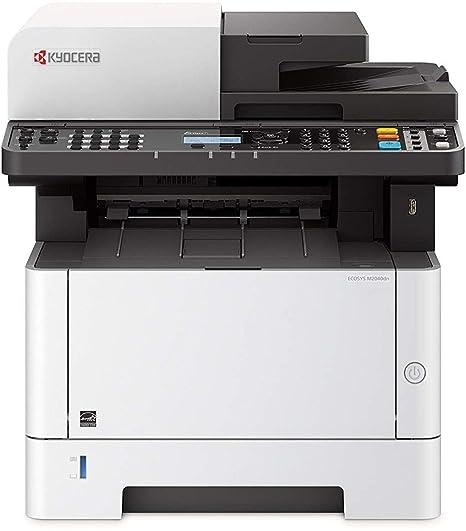 Kyocera Ecosys M2040dn Impresora Multifuncional Blanco y Negro ...