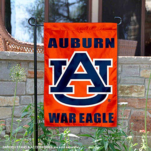 (College Flags and Banners Co. Auburn Tigers War Eagle Garden Flag)