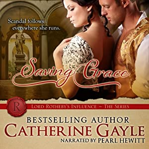 Saving Grace Audiobook