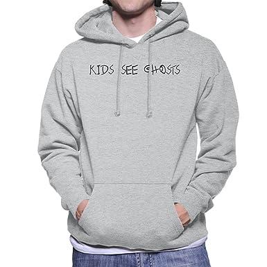 Coto7 Kids See Ghosts Mens Hooded Sweatshirt At Amazon Mens