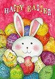 "Happy Easter House Flag Holiday Briarwood Lane 28"" x 40"""