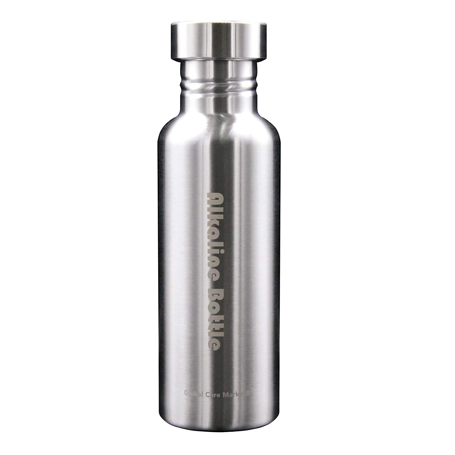 Alkaline Water Flask! Rich Mineral Alkaline Water Anywhere, Anytime!