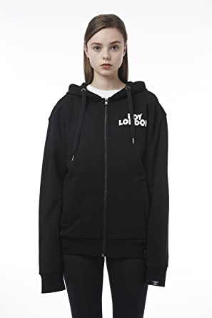 BOY London Unisex (S,M,L,XL) 18SS Zip up Hoodie