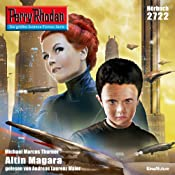 Altin Magara (Perry Rhodan 2722) | Michael Marcus Thurner