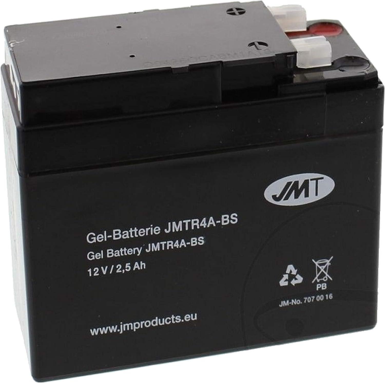 YTX20L-BS GEL-Batterie 12V 20Ah wartungsfrei leistungsstark auslaufsicher r/üttelfest von JMT