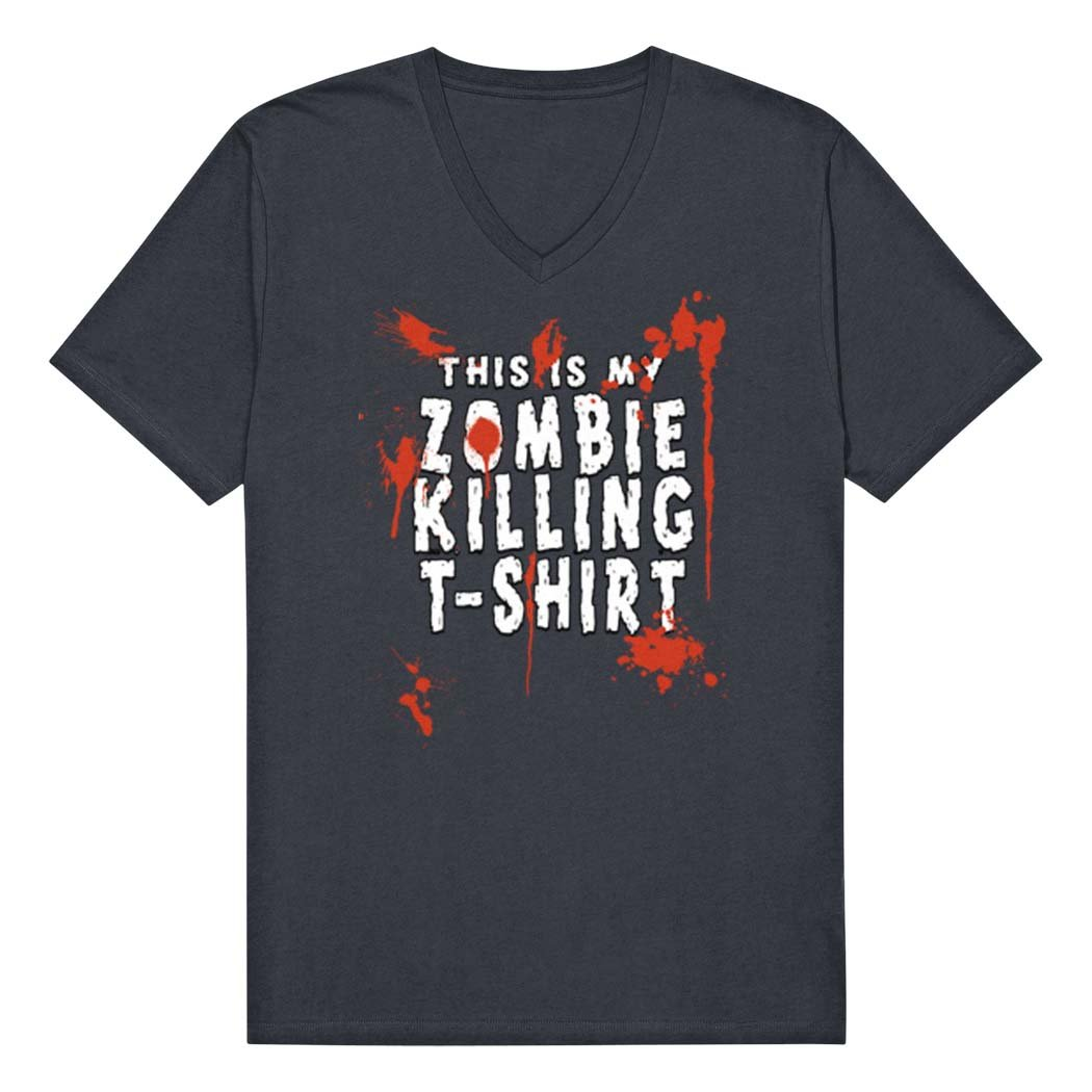 This Is My Zombie Killing Shirt S T Shirt Apparel
