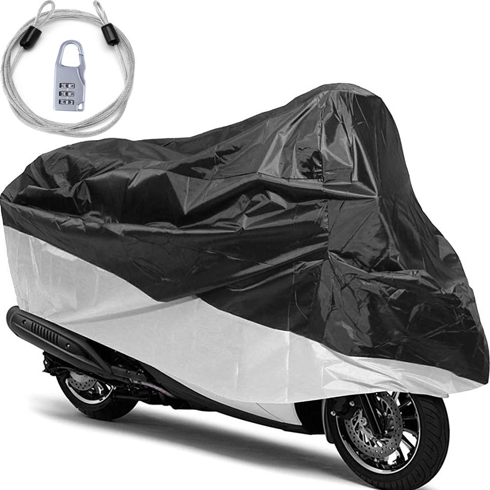 Amazon.com: Motorcycle Covers,Moto Bike Cover Protector ...