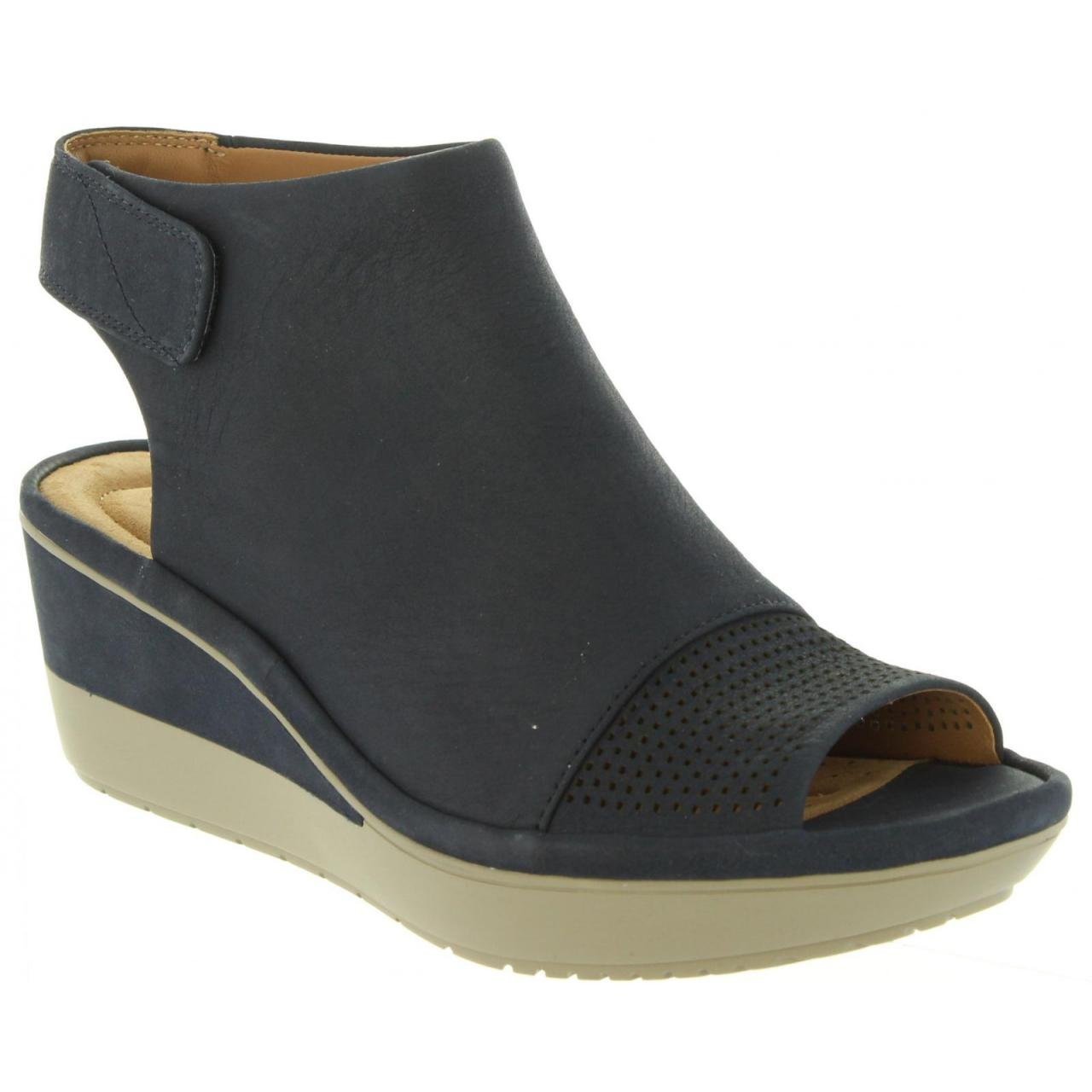 Clarks Chaussures compensées pour Femme 26133983 WYNNMERE