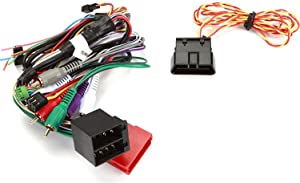 Maestro HRN-RR-FI1 Plug and Play T-Harness for Fiat 500