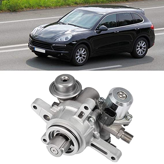 Acouto 948110316HX Car High Pressure Fuel Pump for Porsche Cayenne S GTS 2008-2010