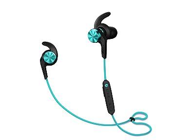 1More Modelo iBFree In-Ear Auriculares Deportivos Bluetooth 4.2 Auriculares inalámbricos con Control en línea y micrófono (Azul): Amazon.es: Electrónica