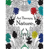 Art Therapy Colouring Book - Nature