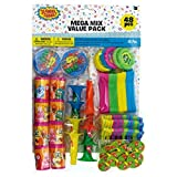 Hip and Hop Yo Gabba Pack Birthday Party Favors (48 Piece), 11-1/2 x 9