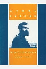 Notebooks: 1960-1977 Kindle Edition