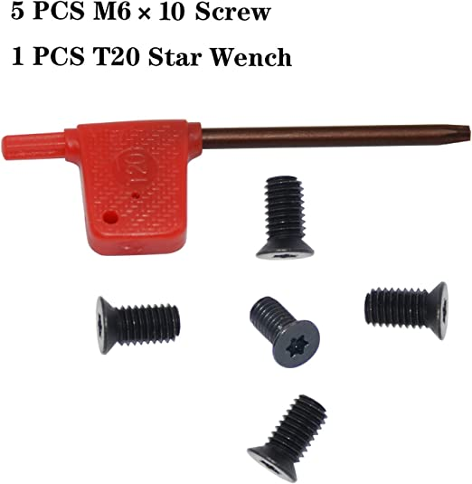 Turning Tools Power & Hand Tools 10pcs Countersunk Head Screws ...