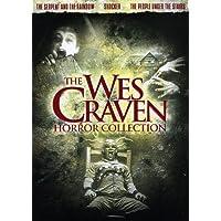 Wes Craven Horror Collection [Importado]