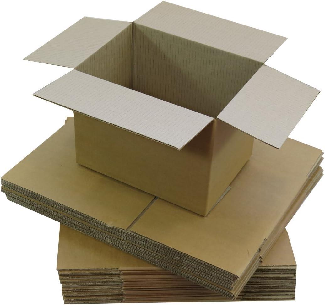Caja de cartón para envíos postales de Triplast, modelo TPLBX5 ...