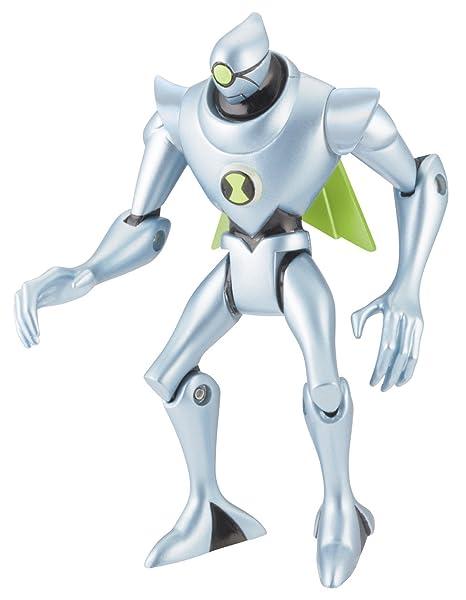 Ben 10 Nanomech 4quot Articulated Alien Figure