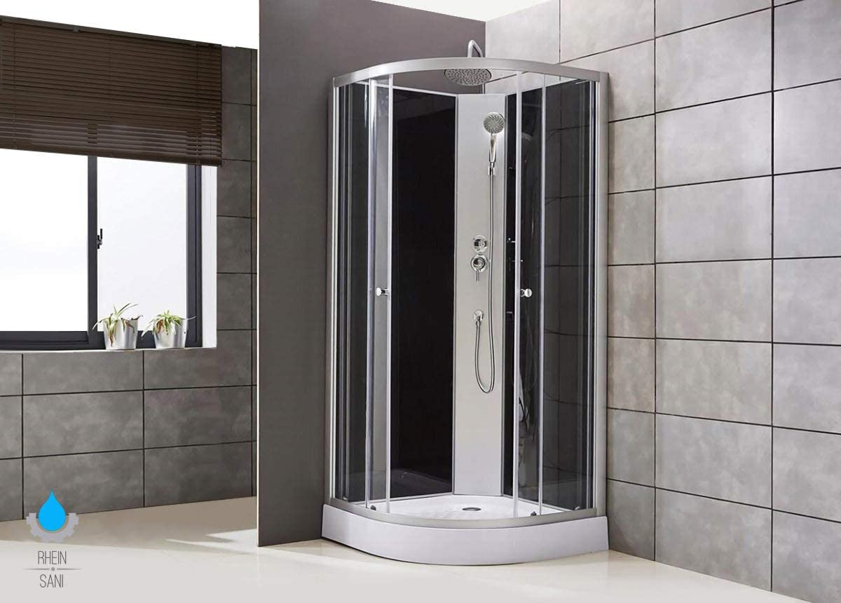 Cabina de ducha completa, cabina de ducha, cabina de ducha: Amazon.es: Bricolaje y herramientas