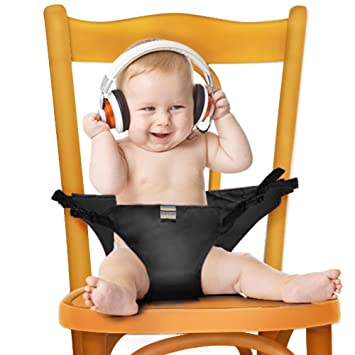 Amazon.com : ONEDONE Portable Travel High Chair Booster - Baby Safe