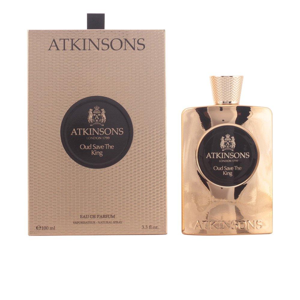 Atkinsons Oud Save The King Eau De Perfume Spray 100ml 8002135119079