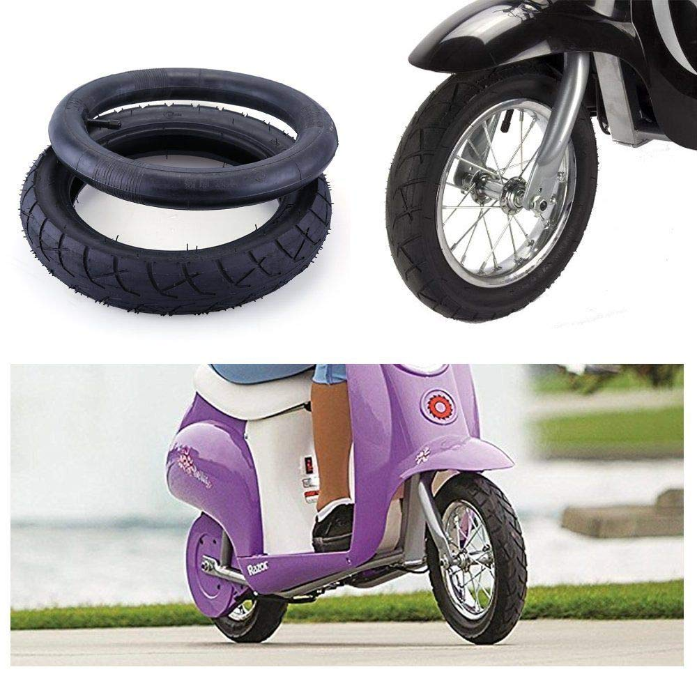 1 Pairs Parts of Razor 12.5x2.25 Scooters tire & Inner Tube