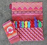 Denise2Go, Crochet for a Cure 2-Hook, Interchangeable Crochet kit - ''Medallions''