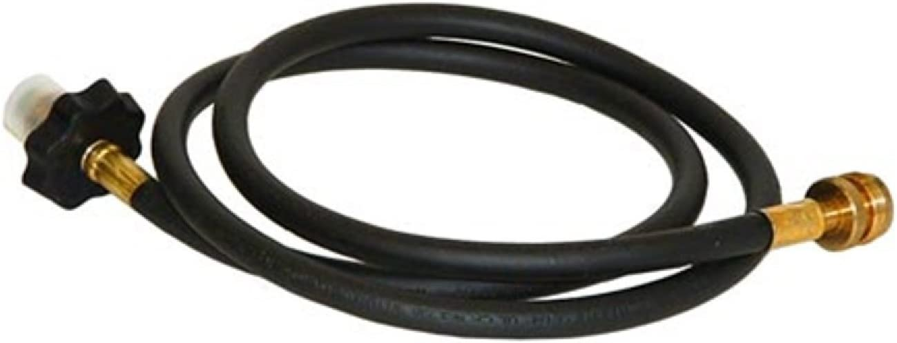 Coleman 5' High-Pressure Propane Hose and Adapter