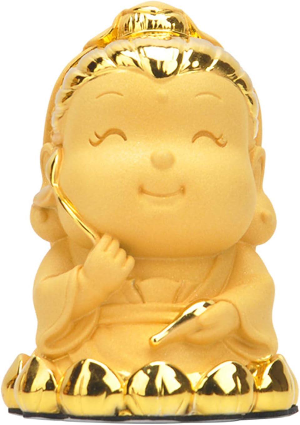 Guan Yin Statue, Kuan Yin Goddess of Mercy and Compassion Quan Yin Home Decor Bodhisattva Avalokitesvara Figurine