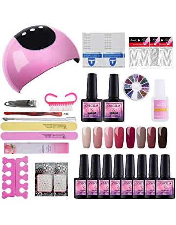 Sets y kits para manicura y pedicura | Amazon.es