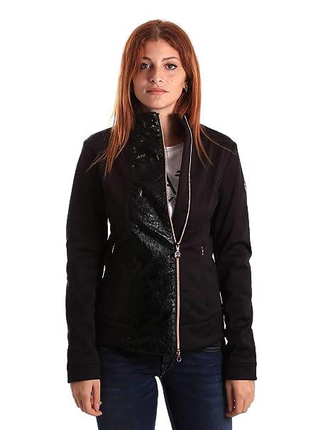 Emporio Armani Ea7 6ZTB54 TJE7Z Veste Femmes Noir S  Amazon.fr  Vêtements  et accessoires 3615b6fd458