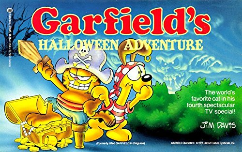 Garfield's Halloween Adventure (Formerly Titled Garfield in Disguise) by Jim Davis (1985-09-12) ()