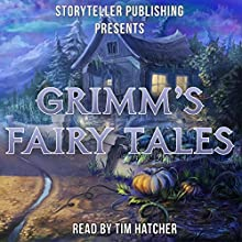 Grimm's Fairy Tales Audiobook by  Brothers Grimm Narrated by Tim Hatcher