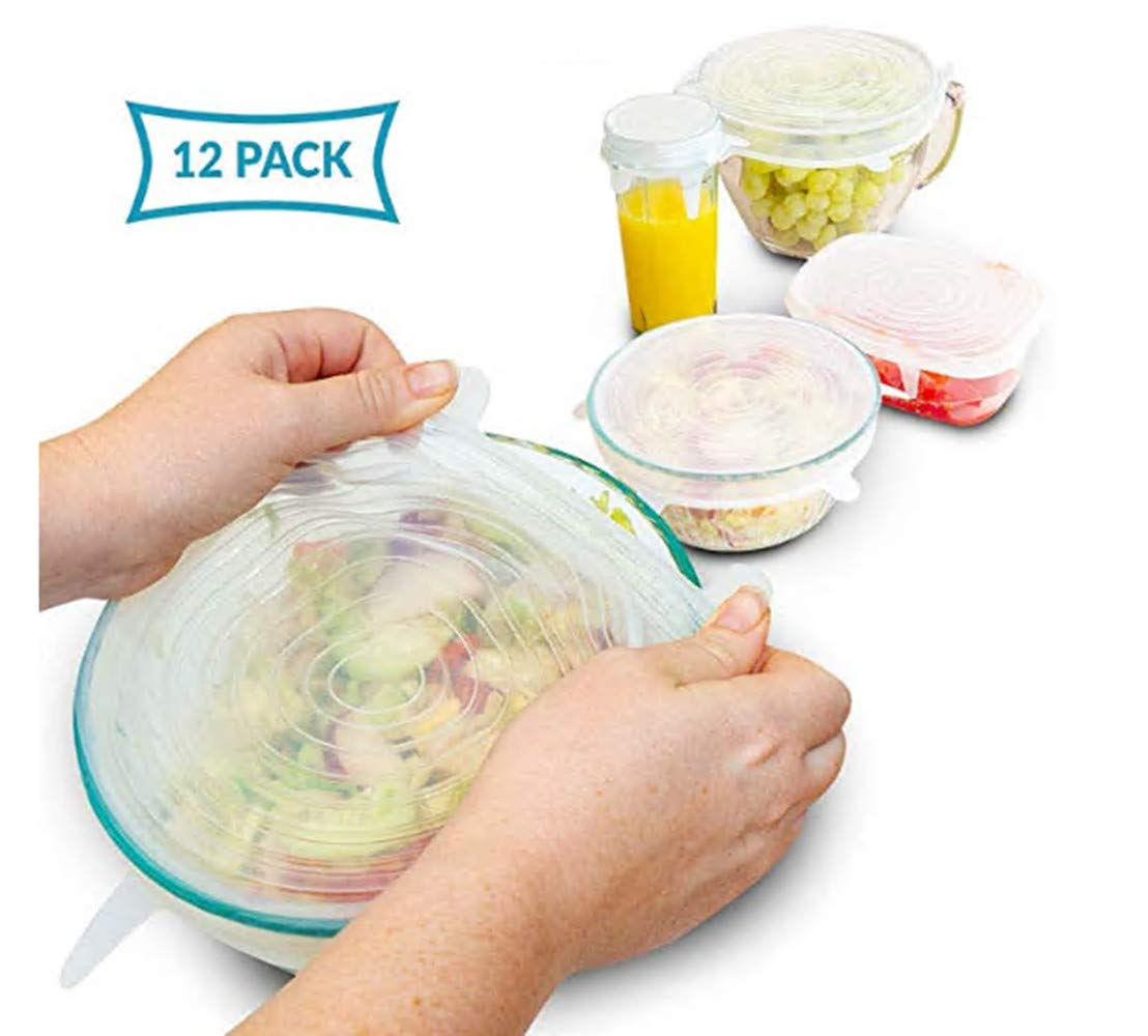 clamp and 2 dividers Koality Goods 6 silicone grip rack 6 piece set includes steam basket Fits 5 Stainless Steel Steamer Basket Rack Set Accessories For Instant Pot Pressure Cookers 8qt pots