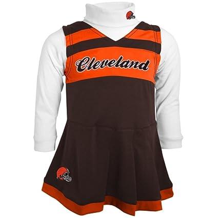 ccbbccbd Amazon.com: Cleveland Browns Infant Cheerleader Dress & Bodysuit ...
