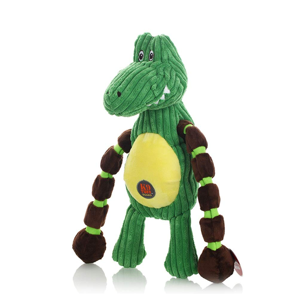 A QYSZYG Pet Toys Dog Toys Small And Medium Dogs Bite-resistant Teeth Pet Sound Toys Three Styles Optional pet toy (color   A)