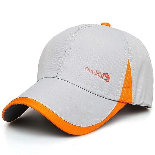 XMeter Gorra de béisbol de Secado rápido/Impresión Ajustable ...